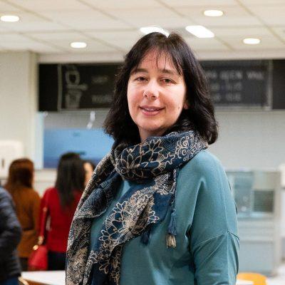 Esther van Schie, voorganger van de ICU te Gouda.